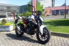 KTM 125 Duke ABS